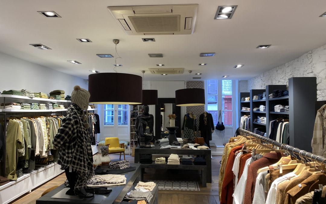 Boutique Lamanda Femme à Bayonne